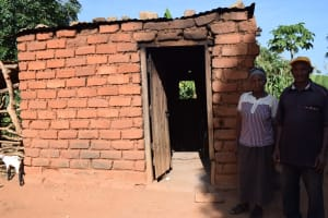 The Water Project: Kasekini Community -  Kitchen
