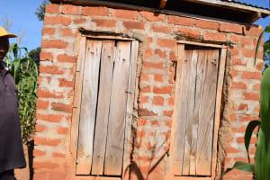 The Water Project: Kasekini Community -  Latrines