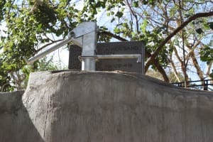 The Water Project: Mbau Community C -  Complete Well