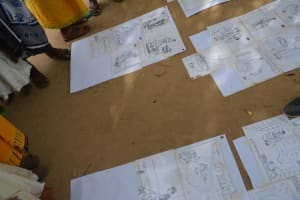 The Water Project: Mbau Community C -  Training Materials