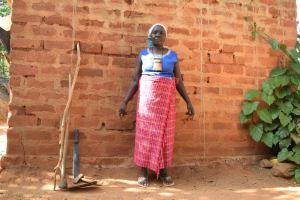 The Water Project: Kasekini Community A -  Mary Muthangwa