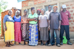 The Water Project: Kasekini Community A -  Shg Members