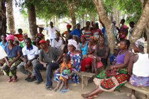 The Water Project: Kamayea, Susu Community & Church -  Community Members
