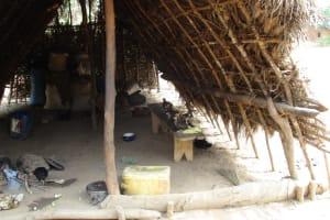 The Water Project: Kamayea, Susu Community & Church -  Kitchen