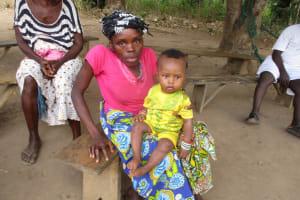 The Water Project: Kamayea, Susu Community & Church -  Salamatu Bangura