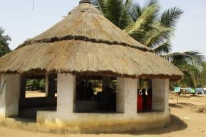 The Water Project: Lokomasama, Musiya, Nelson Mandela Secondary School -  Community Barray