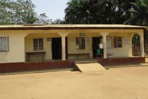 The Water Project: Lokomasama, Musiya, Nelson Mandela Secondary School -  Community Health Center