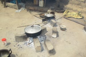 The Water Project: Lokomasama, Musiya, Nelson Mandela Secondary School -  Outdoor Kitchen