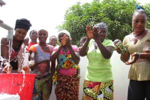 The Water Project: Rowana Junior Secondary School -  Dedication Celebration
