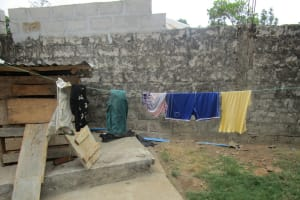 The Water Project: Lungi, Rotifunk, 1 Aminata Lane -  Clothesline