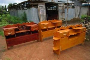 The Water Project: Lungi, Rotifunk, 1 Aminata Lane -  Handmade Cabinets