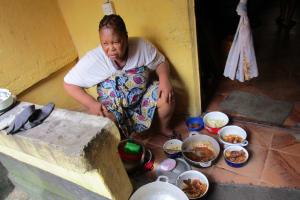 The Water Project: Lungi, Rotifunk, 1 Aminata Lane -  Meal