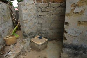 The Water Project: Lungi, Rotifunk, 1 Aminata Lane -  Bath Shelter