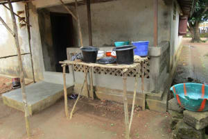 The Water Project: Lungi, Rotifunk, 1 Aminata Lane -  Dish Rack