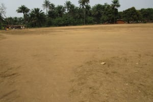 The Water Project: Lokomasama, Gbonkogbonko, Kankalay Primary School -  School Field