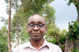 The Water Project: Musasa Primary School -  Headteacher Boniface Yidah Mujivane
