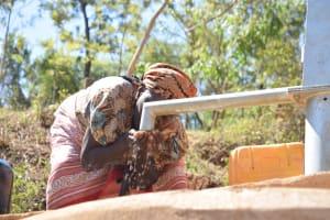 The Water Project: Ivumbu Community A -  Water