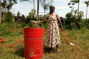 The Water Project: Munyanza Primary School -  Water For Construction