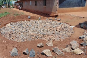 The Water Project: Essongolo Primary School -  Tank_