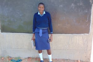 The Water Project: Musasa Secondary School -  Student Ready For Learning