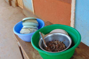The Water Project: Essongolo Primary School -  Food Made For The Artisans