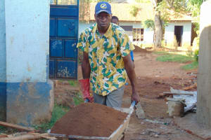 The Water Project: Kima Primary School -  Work