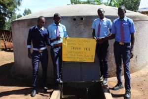 The Water Project: Musasa Secondary School -  Thank You
