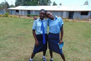 The Water Project: Musasa Secondary School -  Friends