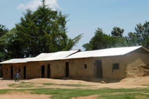 The Water Project: Mukangu Primary School -  School Grounds