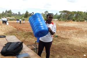 The Water Project: Immaculate Heart Secondary School -  Introducing The New Handwashing Stations