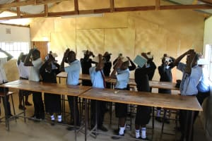 The Water Project: Nambilima Secondary School -  Group Exercise