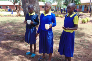 The Water Project: Essongolo Primary School -  Dental Hygiene Training