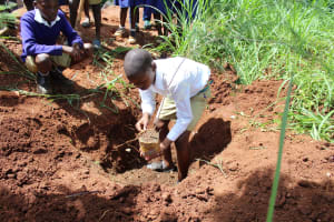 The Water Project: Kima Primary School -  In Honor Of Rebecca