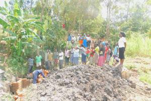 The Water Project: Munenga Community, Burudi Spring -  Site Management Workshop