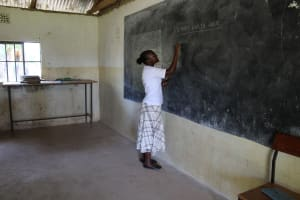The Water Project: Nambilima Secondary School -  Training