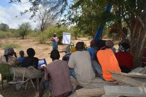 The Water Project: Kathamba Ngii Community -  Training