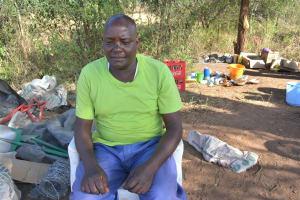 The Water Project: Kithoni Community -  Patrick Mutie
