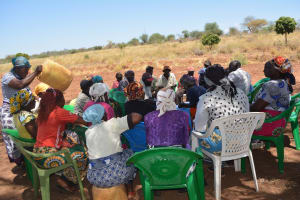 The Water Project: Kithoni Community -  Training Day One
