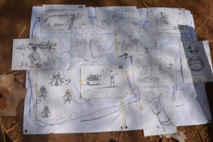 The Water Project: Kithoni Community -  Training Materials