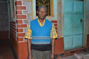 The Water Project: Muluti Community -  Nicholas Kisyula