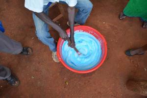 The Water Project: Muluti Community -  Soapmaking