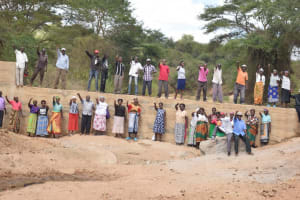 The Water Project: Muluti Community -  Thumbs Up
