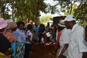 The Water Project: Muluti Community -  Training Day Three