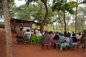 The Water Project: Muluti Community -  Training Day Two