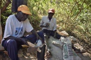 The Water Project: Ivumbu Community -  Community Members