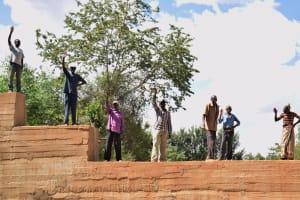 The Water Project: Ivumbu Community -  Complete Sand Dam