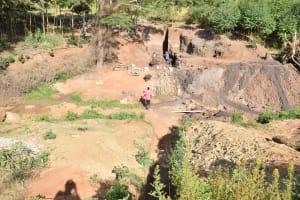 The Water Project: Ivumbu Community -  Dam Site