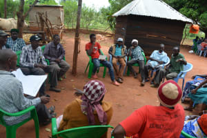 The Water Project: Ivumbu Community -  Training