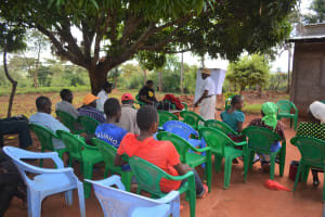 The Water Project: Ivumbu Community -  Training Day Two