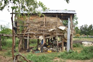The Water Project: Kaketi Community -  Chicken Coop